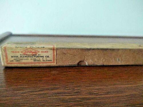 Vintage Hyde Manufacturing Knife Blades - Original Box