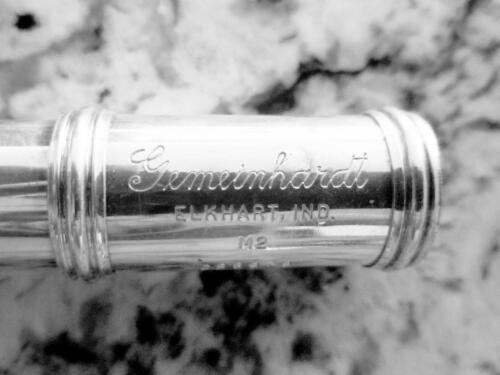 Gemeinhardt M2 Silver Plated Flute