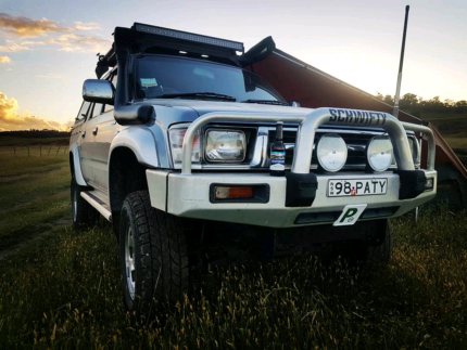 1998 Toyota Hilux 4x4 SR5