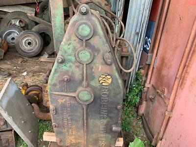 Robbins Myers 10 Ton Electric Hoist