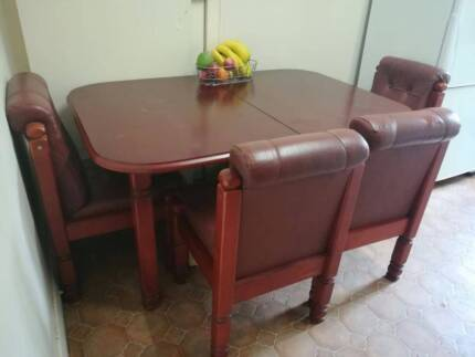 sturdy sofa set and/or  dining table