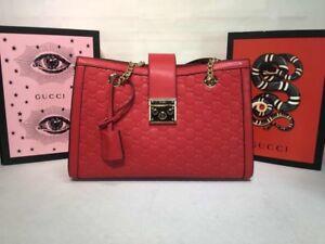 Red Gucci Handbag