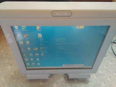 Partech M7700-20-003 Pos System Cpu And Monitor Only - Works