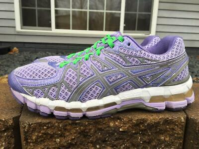 Women's Asics Gel Kayano 20 Running Shoes Size 10