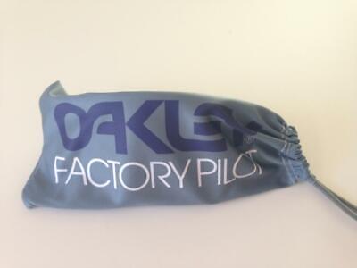 Vintage Oakley Factory Pilot eyeshades  vented lens no razor blades