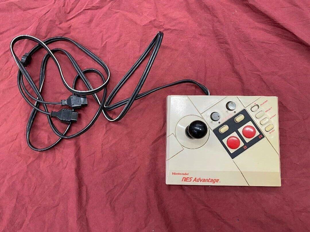 NES Advantage Joystick Controller NES-026 For Nintendo NES Console System - $10.00