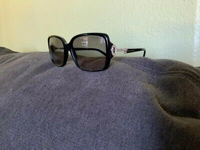 Tiffany Tf4043b Square Silver Key Black Sunglasses (Tiffany Key Sunglasses)