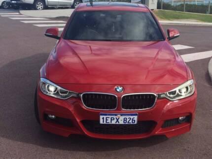 BMW 320i F30 AUTO 2013 Make offer!!!