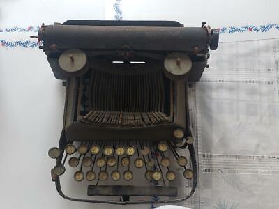 Corona 3 1910 - 1920'S Folding Typewriter Vintage Collectable