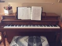 $20 OFF Music Lessons!! Singing, Piano & Songwriting (West End)