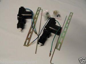 360-Degree-2-Pack-Universal-Actuators-Power-Door-Lock-Conversion-Kits-2-4-Door