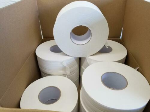 Royal 2-Ply Jumbo Roll Tissue, 1000