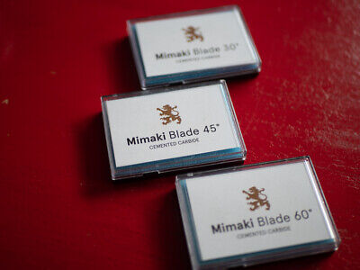 Mimaki Vinyl Cutter Cutting Blades Replacements Lot