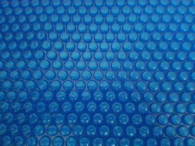 Película Solar 400µm Oval 8,00 X 4,00m Cubierta para Piscina