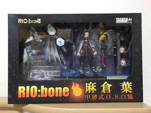 RIO:bone Shaman King Asakura Yoh Byakko Figure Sentinel