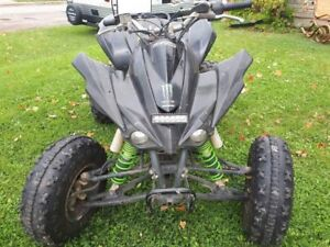2009 kfx450r *comes with ownership*