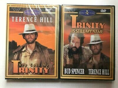 They call me trinity & Trinity is still my name TERRENCE HILL NEW DVDS