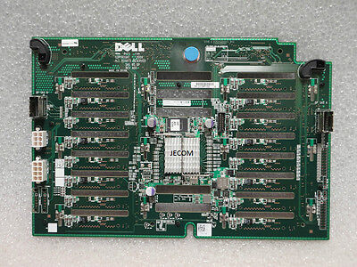 "*NEW*  Dell PowerEdge T710 Socket 16x 2.5"" SAS SATA Backplane  VNMGT 0VNMGT"
