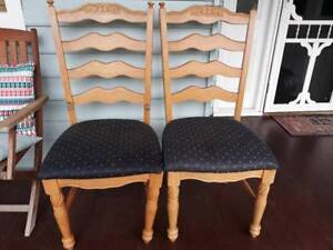 Chairs Country Kitchen Cottage Style