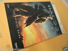 Xbox Halo 3 New Strategy Guide Only Video Game System