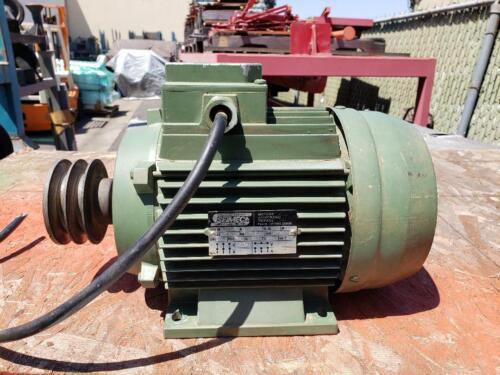 Seimec Industrial Motor 3 HP (Woodworking Machinery)