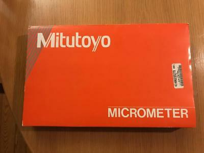 Mitutoyo 141-121 Inside Micrometer 8-20 By 0.001 Graduations
