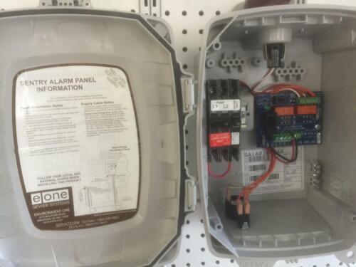SA1A010B0AA EONE sewage control panel 230v single phase