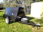 Enclosed trailer - tradie trailer - LIKE NEW South Morang Whittlesea Area Preview