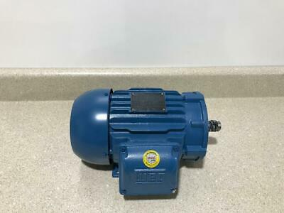 Weg Motor R00218et3e145tc-w22 2hp 1750rpm 3ph