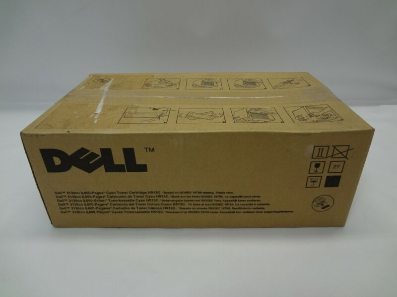 Dell 3130CN 4-Color Printer Toner Cartridge Kit