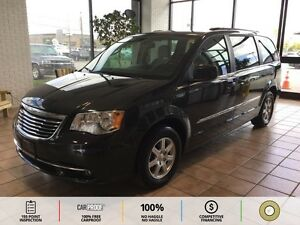 2012 Chrysler Town & Country Touring ECO! BT! BACKUP CAM! HTD...
