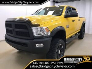 2014 Ram 3500 SLT- Cargo Cam, Backup Cam, 8.4 Screen!