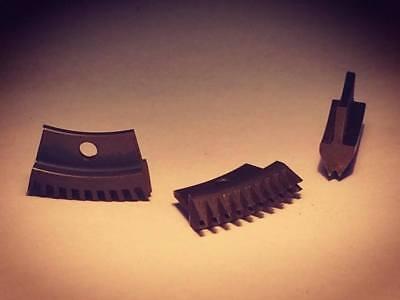Gun Stock Checkering Tool Cutter Gunline Brownell Dem Bart Purdey Boss Holland