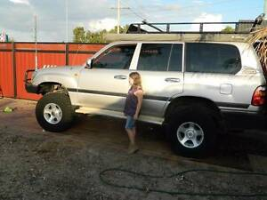 Toyota Landcruiser 8 Seater Wagon Gosnells Gosnells Area Preview