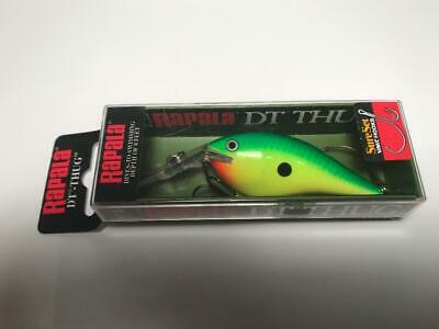 Older Rapala Wood DT Thug,DTTSS,PRT,Parrot,Discontinued