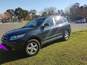 2009 Hyundai santafe Morwell Latrobe Valley Preview
