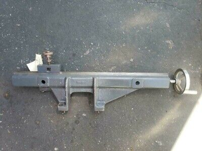 Oliver Jointing And Grinder Bridge For 18 Planerwoodworking Machinery