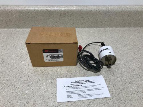 Ingersoll Rand Pressure Transducer 1X12830/67829895 NEW