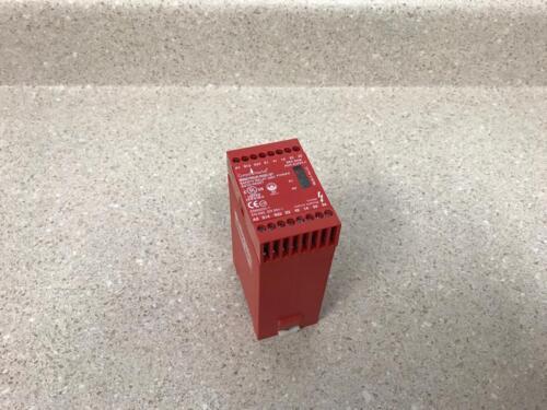 ALLEN BRADLEY 440R-K23041 GUARDMASTER SAFETY RELAY SER. A