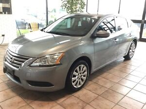 2013 Nissan Sentra S ECO! SPORT! CRUISE CONTROL!