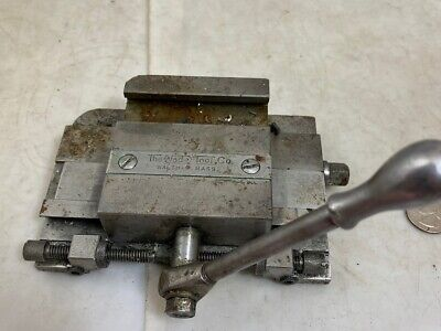 Vintage Wade Tool Company Ma Lathe Feed Turret Unknown Tool Free Shipping