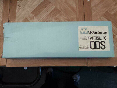 Whatman Hplc Pre Packed Column Partisil - 10 Ods New Surplus Unused