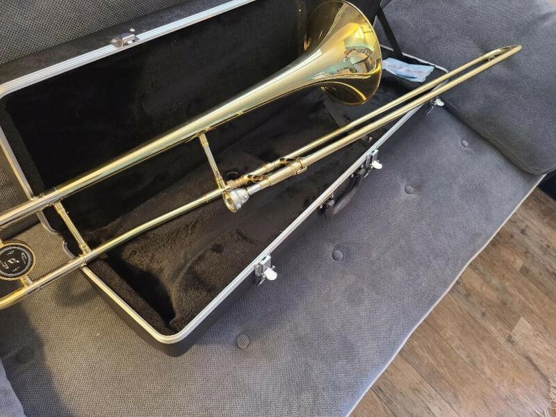 Trombone - Benjamin Adams