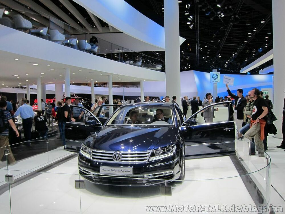 Phaeton Exclusive Concept