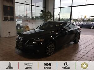 2014 Lexus IS 250 HEATED SEATS! COOLING SEATS! LEATHER SEATS!...