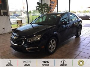 2015 Chevrolet Cruze 2LT BT! BACKUP CAM! LEATHER! HEATED SEAT...