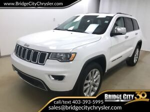 2017 Jeep Grand Cherokee Limited *Jeep Reliability*