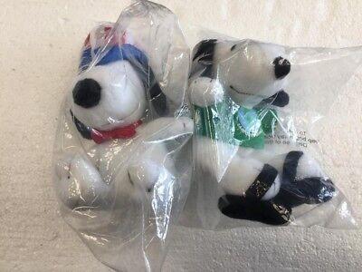 Snoopy Plush Dolls Metlife