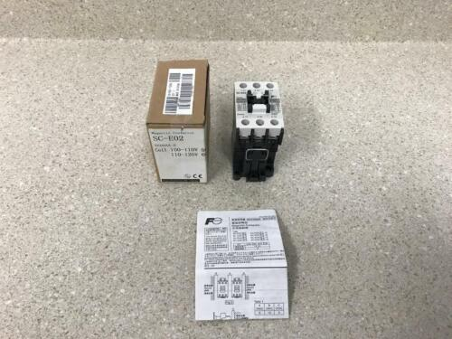 Fuji Electric SC-E02 Contactor NEW