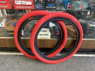 """STRANGER BMX BIKE INNER TUBES 20x2.125-2.30/"""" 2 BICYCLE INNER TUBES"""